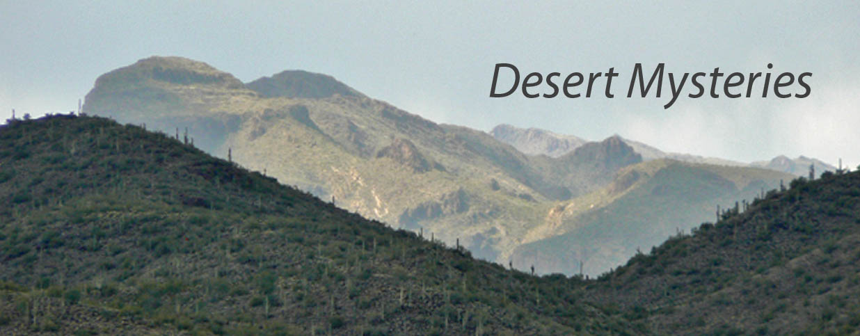 desert mysteries header